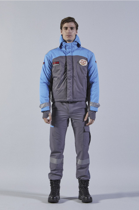 SECURITAS Uniforms
